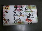 DISNEY Handbag MINNIE MOUSE WALLET